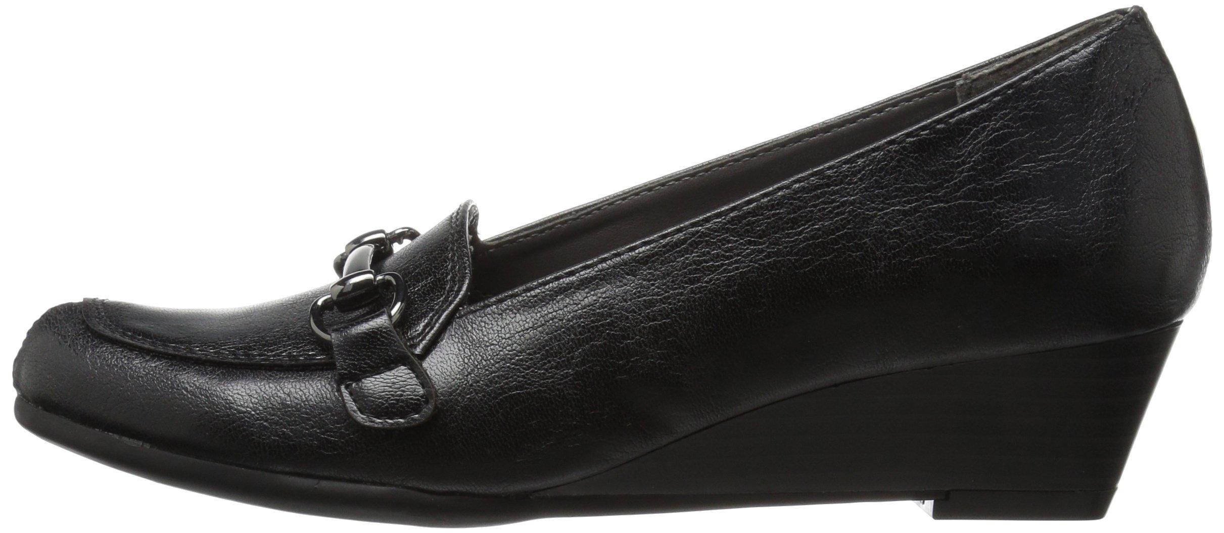 Aerosoles A2 by Women's Love Spell Slip-on Loafer, Black, 8 M US by Aerosoles (Image #5)