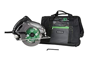 "Metabo HPT C7BUR 7-1/4"" Pro Circular Saw w/Electric Brake""RIPMAX"""