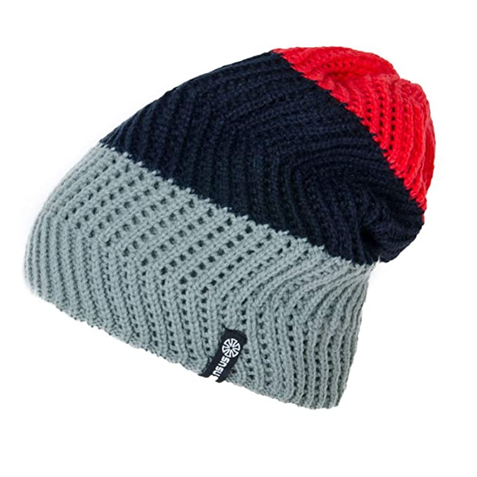 f74820631dd Image Unavailable. Image not available for. Color  Winter Hat Knitted  Beanies Hats for Men Women Caps Skullies Gorros Casual ...