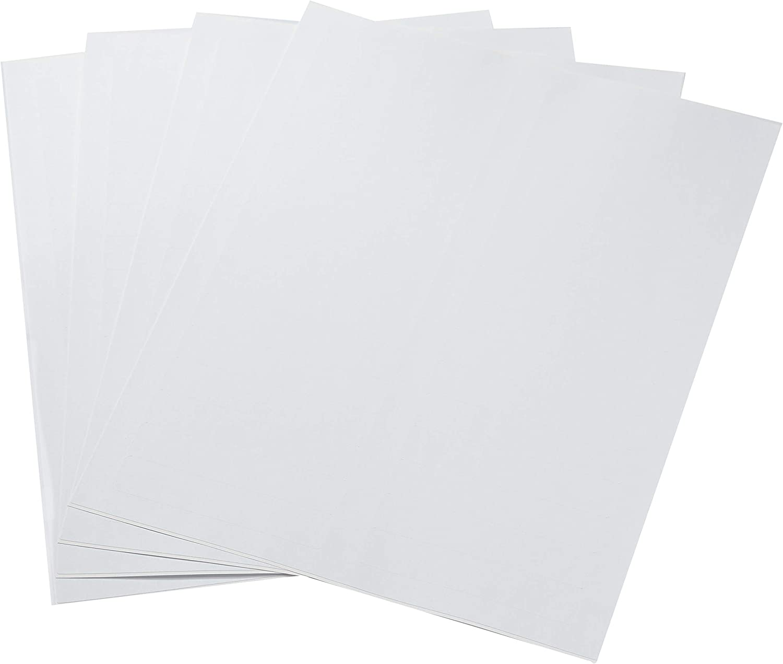 AmazonBasics Removable White File Folder Labels, 750-Pack