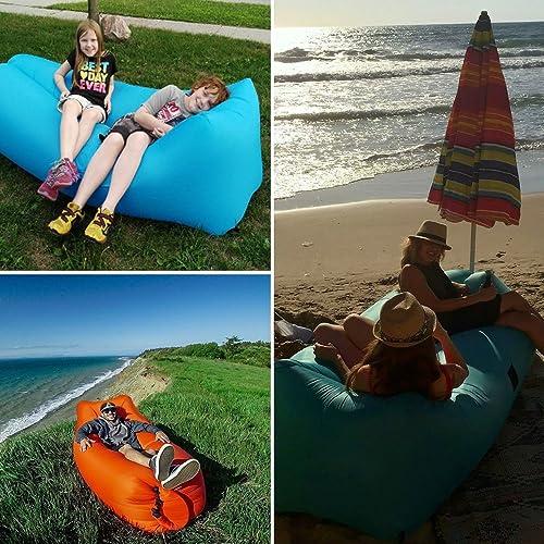 Vansky Outdoor Inflatable Lounger