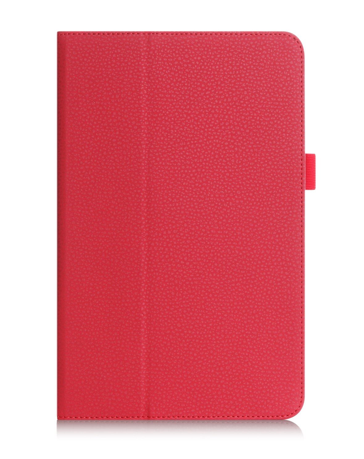 FYY LG G Pad X8.3 Case, [Full Protection] Premium PU Leather Case with Card Slots, Note Holder for [Only Verizon Wireless Model VK815] LG G Pad X8.3 Android Tablet Red(With Auto Wake/Sleep)