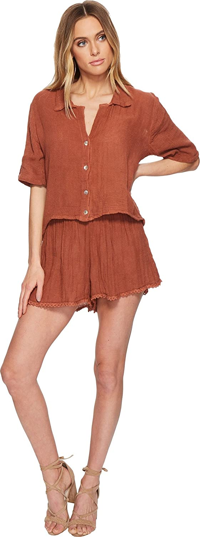 Jens Pirate Booty Womens Tafini Pajama Set at Amazon Womens Clothing store: