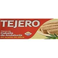 Tejero, Filetes de Caballa de Andalucia en aceite