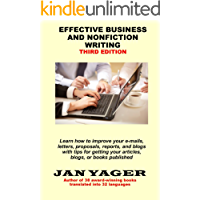 Effective Business and Nonfiction Writing