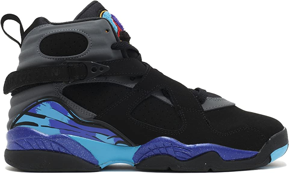Amazon.com: Air Jordan 8 Retro BG \