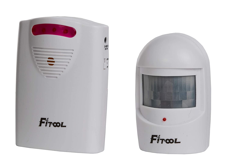 Wireless Driveway Alarm,Home Security Alarm,PIR Motion Sensor Alert System