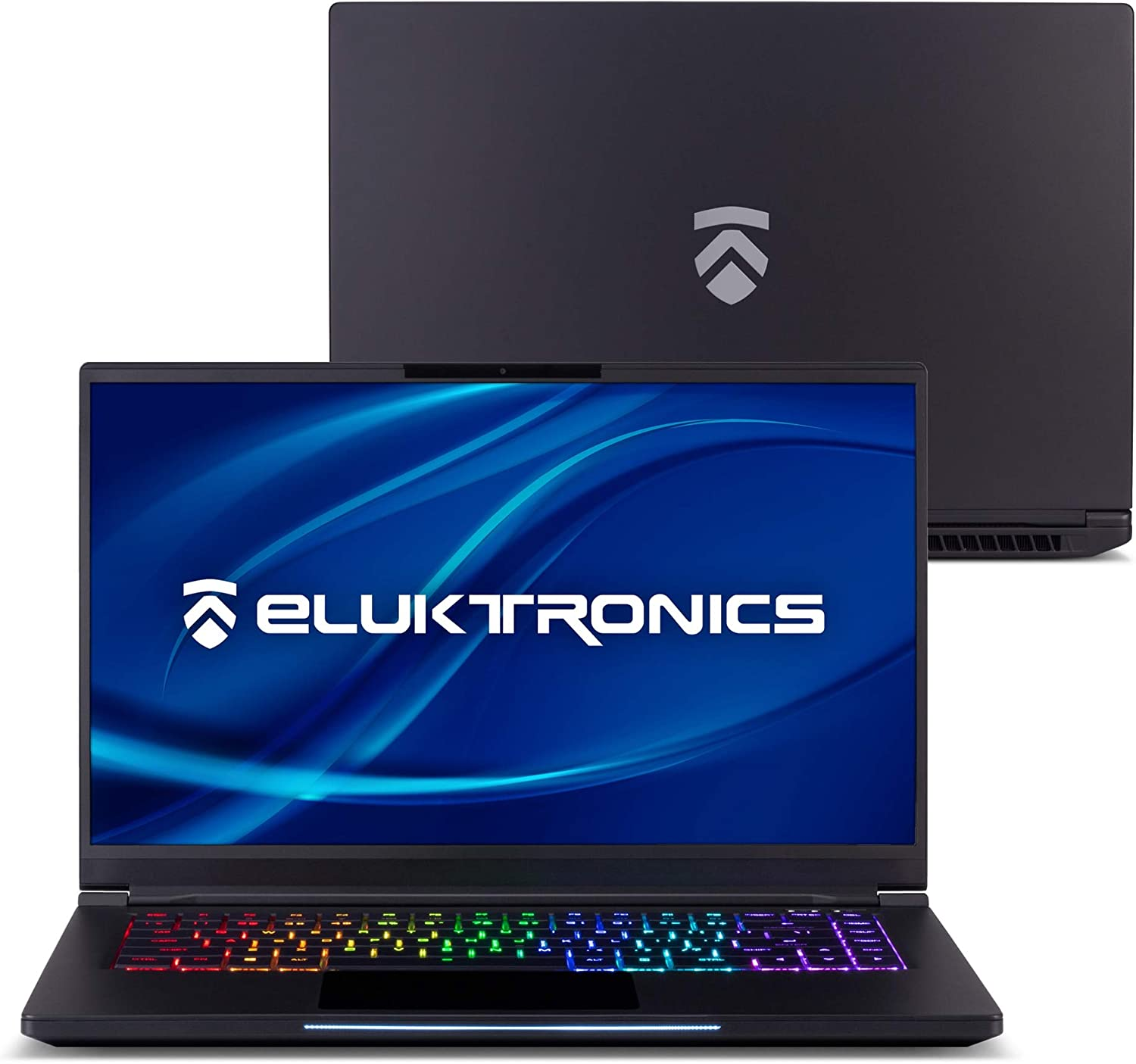 "Eluktronics MAG-15 Slim & Ultra Light NVIDIA GeForce RTX 2070 Gaming Laptop with Mechanical RGB Keyboard - Intel i7-9750H CPU 8GB GDDR6 VR Ready GPU 15.6"" 144Hz Full HD IPS 2TB NVMe SSD + 64GB RAM"