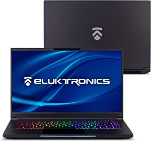 "Eluktronics MAG-15 Slim & Ultra Light NVIDIA GeForce GTX 1660Ti Gaming Laptop with Mechanical RGB Keyboard - Intel i7-9750H CPU 6GB GDDR6 VR Ready GPU 15.6"" 144Hz Full HD IPS 512GB NVMe SSD + 16GB RAM"