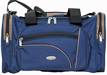 Cosmo Blue Travel Bag-(16x10x11)IN: Amazon.in: Bags, Wallets & Luggage