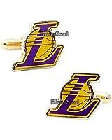 NBA Los Angeles Lakers Cufflinks - Sports Cufflinks for Men