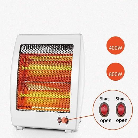 Calentador, Estufa a la Parrilla, Ahorro de energía, Calefacción eléctrica, eléctrico pequeño, eléctrico: Amazon.es: Hogar