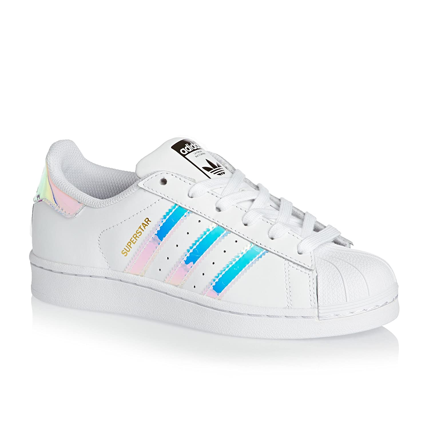 adidas superstar j low top schuhe damen