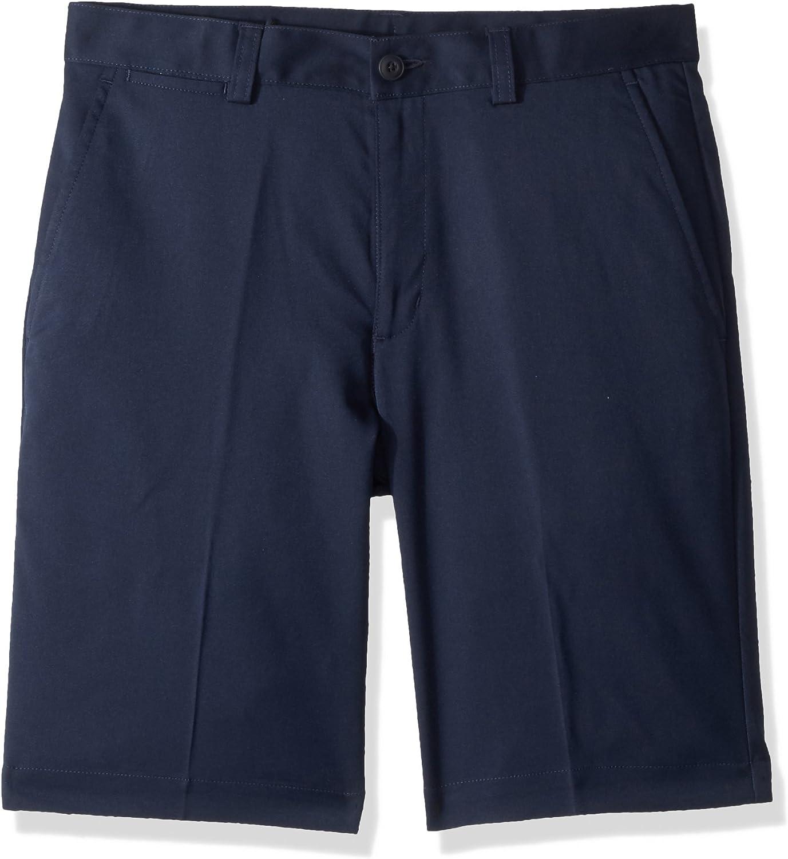 PGA TOUR Big Boy's Flat Front Short: Clothing