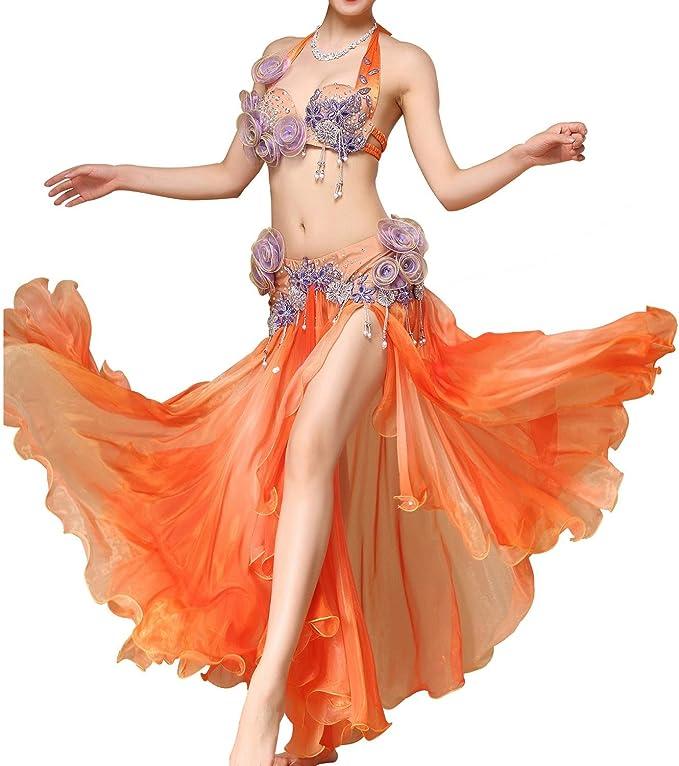 MoLiYanZi Danza del Vientre espectáculo de Baile de Disfraces de ...