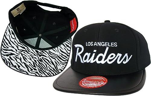 Los Angeles Raiders Gorra Snapback – NFL Sombrero – Gorra ...