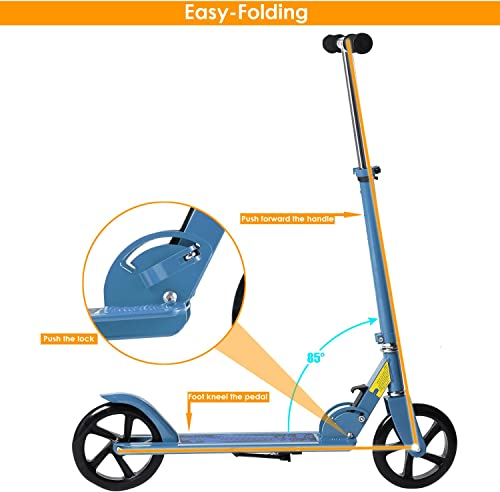 oppsdecor adults scooter for heavy adults