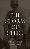 The Storm of Steel: Original 1929 Translation