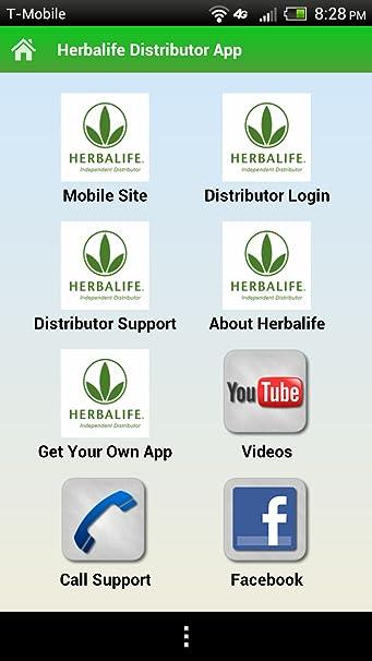 Herbalife Pro App