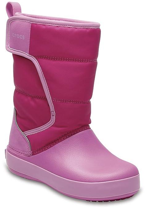 1e9fe4ce95c Crocs LodgePoint Snow Boots