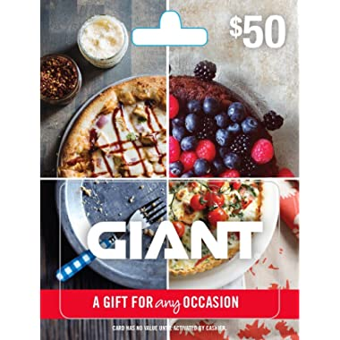 Giant Food Gift Card