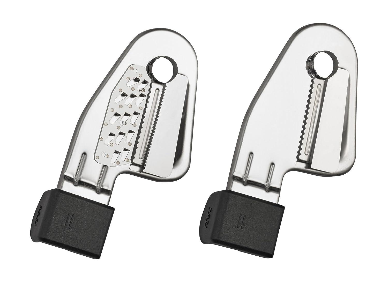 KitchenAid KSMAPC1AP Blade Set 1 Size Silver