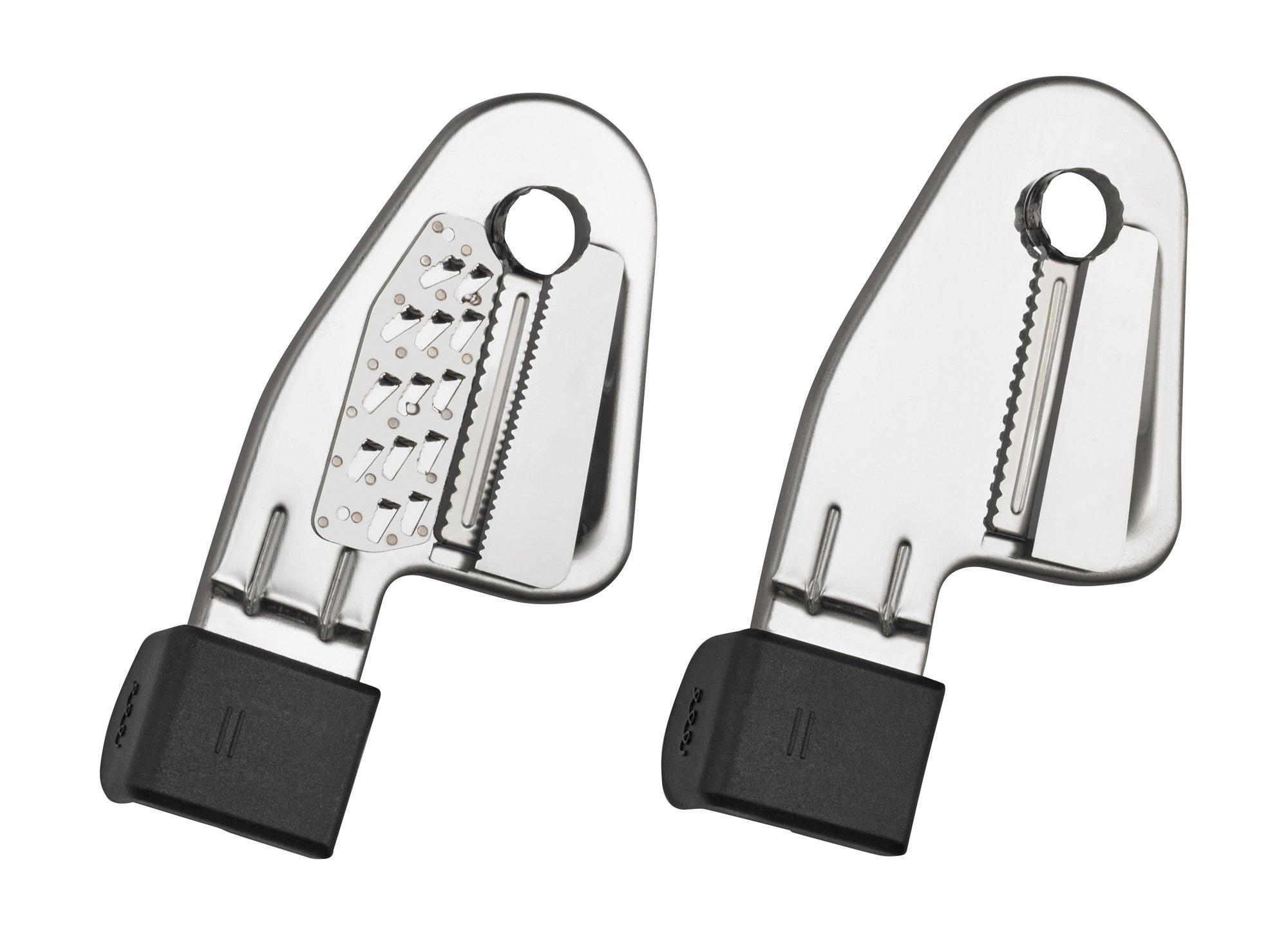 KitchenAid KSMAPC1AP KSMAPC1AP Blade Set, 1 Size, Silver