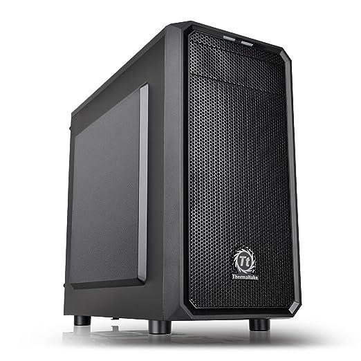 21 opinioni per Thermaltake Versa H15 Case per PC Mini, Nero