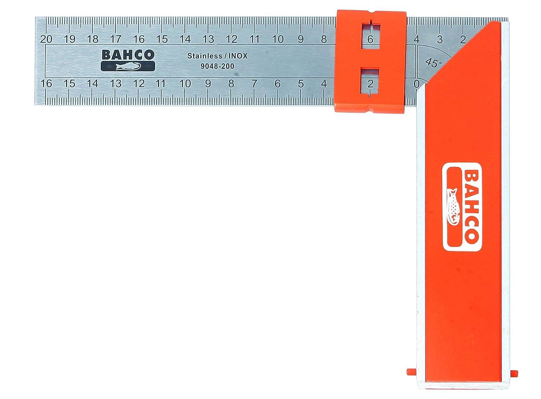 Bahco 9048-400 ESCUADRA 400mm, 400 mm BAH9048400