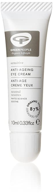 The Green People Neutral Scent Free Eye Cream 0.33 oz