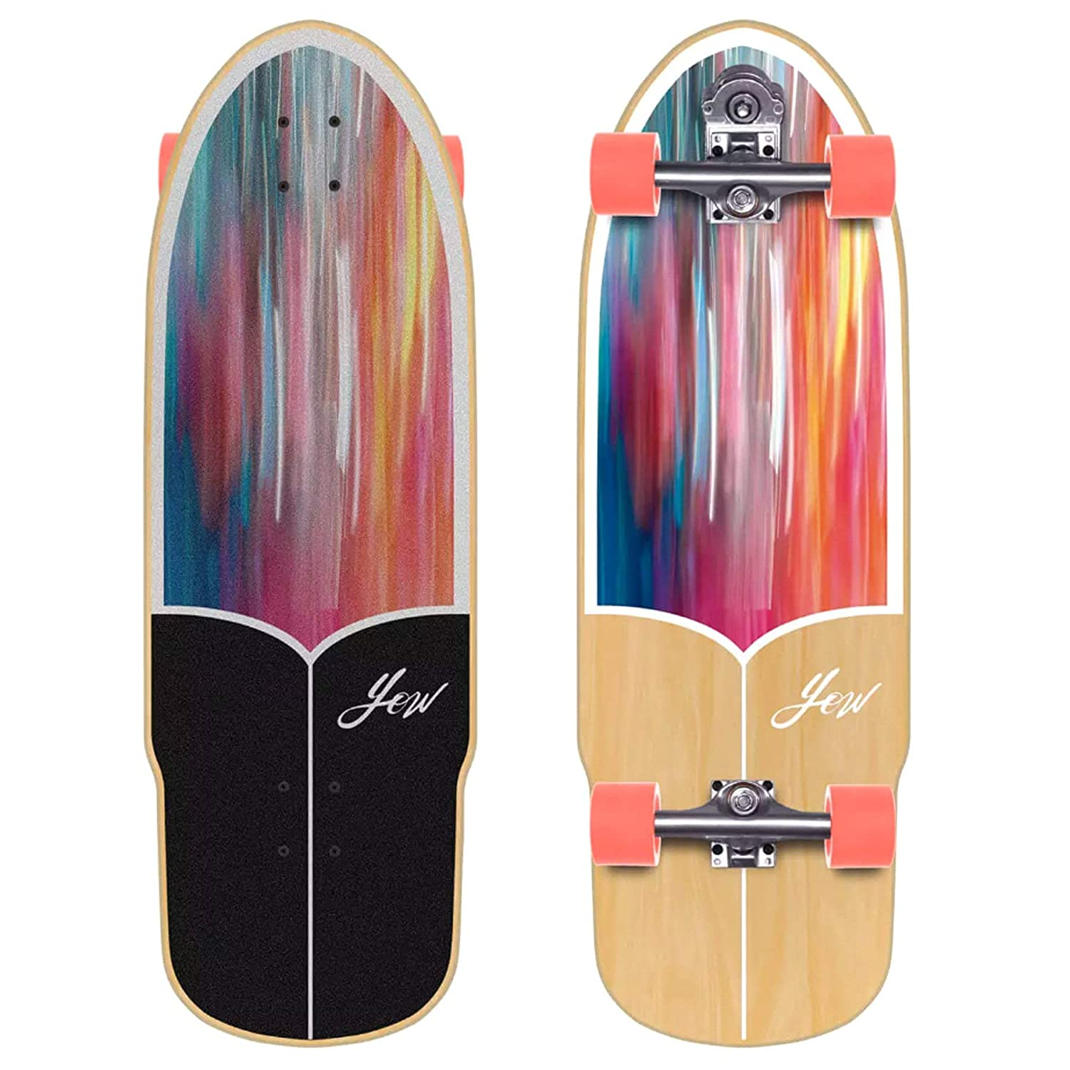 YOW Arica 33 Complete Surfskate Power Surfing Series
