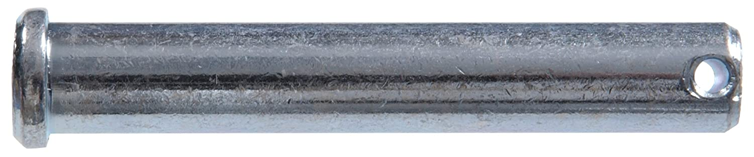 The Hillman Group 43961 1 4 x 2 Inch Single Hole Clevis Pin Stainless Steel 5 Pack