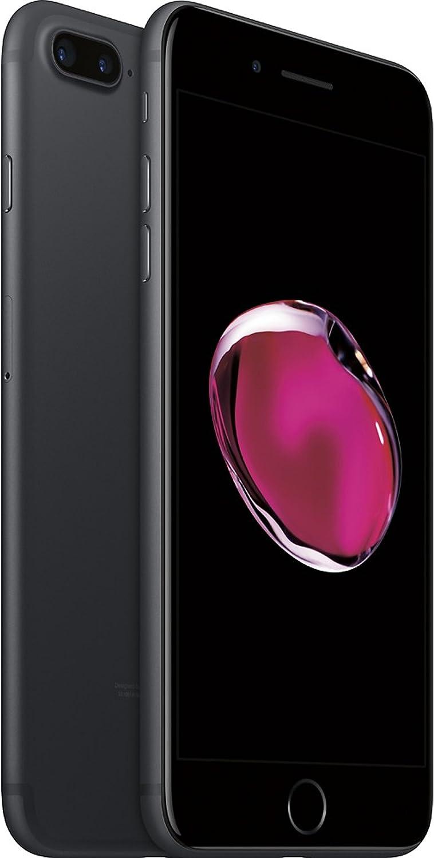 Amazon Com Apple Iphone 7 Plus 256gb Black For At T Renewed