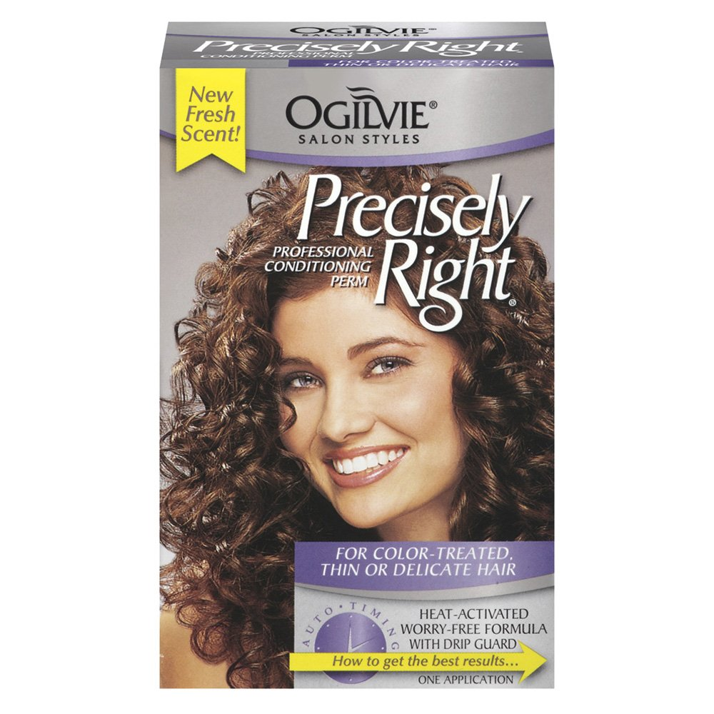 Ogilvie Precisely Right For Color Treated Thin Or Delicate Hair IDELLE LABS LTD preciesly right