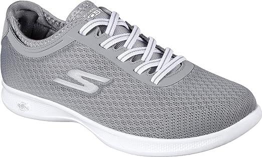 Skechers Go Step Lite Dashing Womens Sneakers Gray 7.5 W