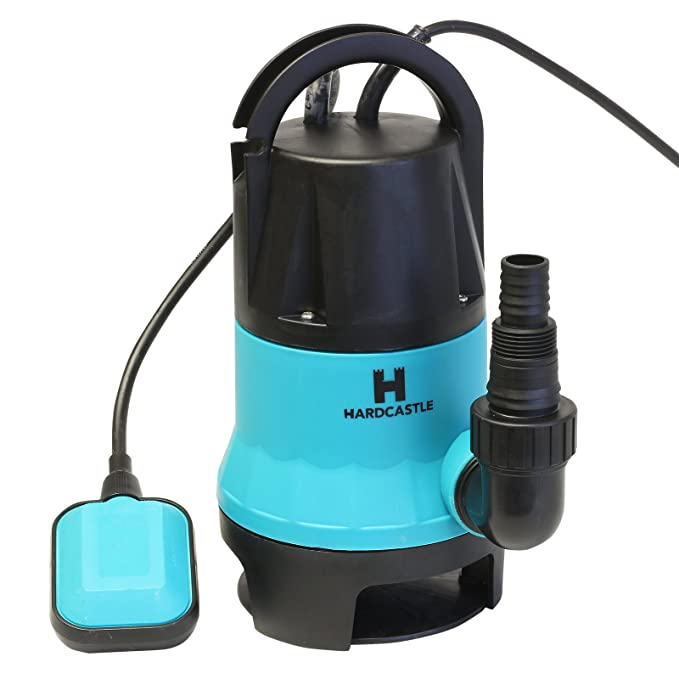 Hardcastle Electric Fully Submersible Water Pump
