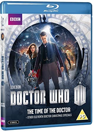 Doctor Who Christmas Special 2013.Amazon Com Doctor Who The Time Of The Doctor Other