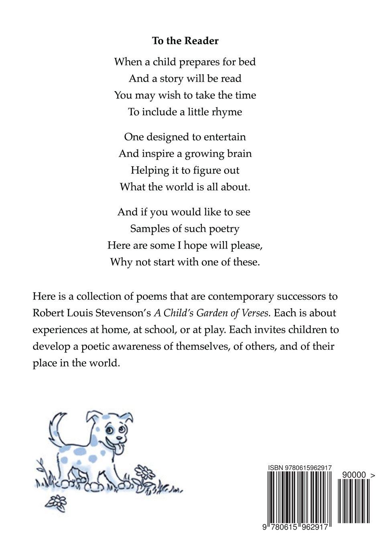 Before I Sleep Poems For Children Who Think Samuel Barondes Mark