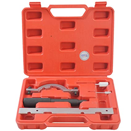 CCLIFE Set de herramientas de Bloqueo Cadena distribución Herramienta Bloqueo Levas Regla 1.0 1.2 1.4: Amazon.es: Coche y moto