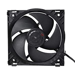 Internal Cooling Fan Compatible with XBOX One series PVA120G12R-P01 I12T12MS1A5-57A07, Fan Cooler Replacement Parts