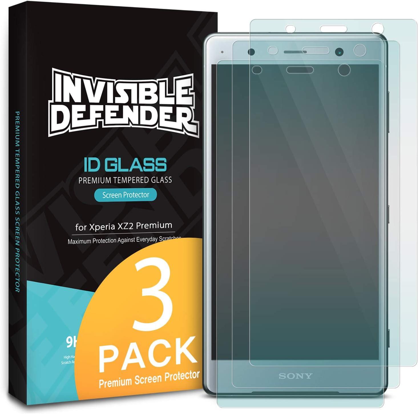 Ringke - Protector de Pantalla Invisible para Sony Xperia XZ2 ...