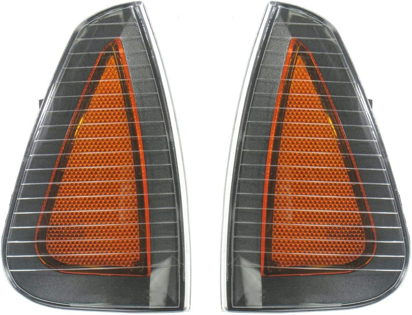 HEADLIGHTSDEPOT Compatible with Dodge Charger New Passenger Side Signal Light