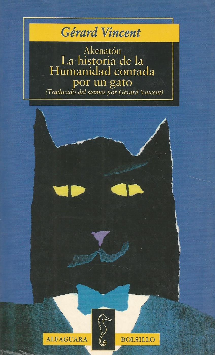 La historia de la humanidad contada por un gato (Spanish) Paperback
