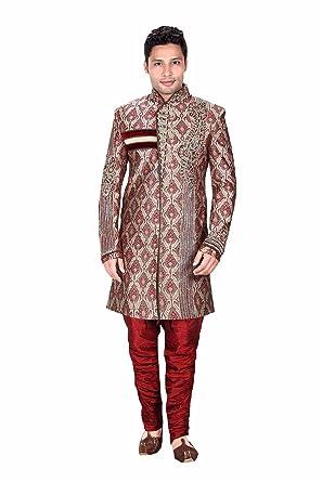 Amazon Com Daindiashop Usa Designer Indian Wedding Partywear Mens