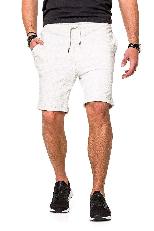JACK & JONES - Pantalones Cortos de chándal para Hombre: Amazon.es ...