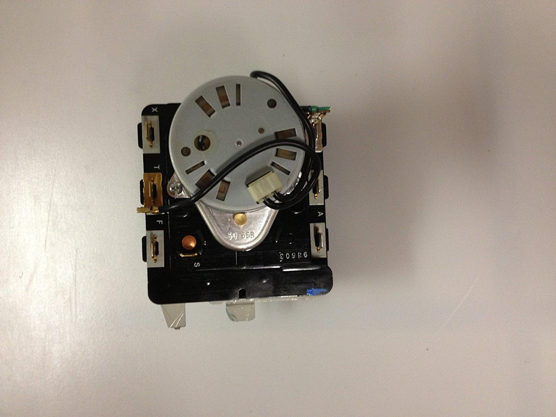 GE WE4M357 Timer for Dryer