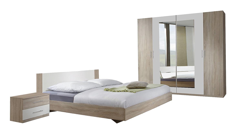 Wimex Schlafzimmer Set Franziska, Bestehend Aus Bett, Nachtschrank ...