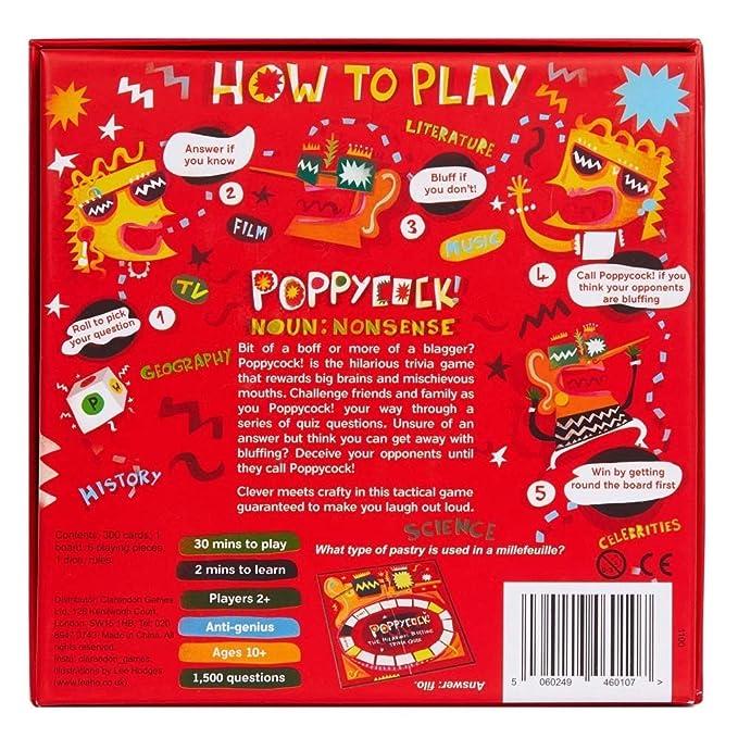 A Ten Minute Play - Poppycock