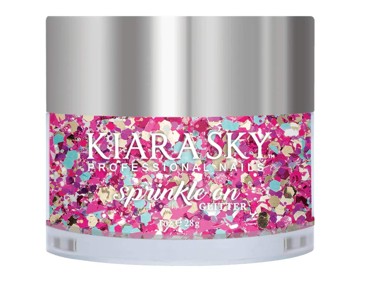 Kiara Sky Dip Powder- B-Day Bash 1oz SP224