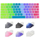 All-inside Rainbow Cover for Apple Magic Keyboard (MLA22LL/A) with US Layout